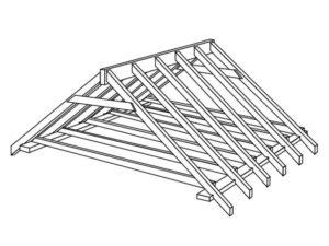 cadre toiture
